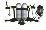 6.8L、9L双瓶正压式空气呼吸器厂家