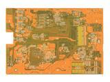 线路板厂家直销批量专业生产双面多层电路板 安防PCB板
