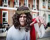 胆小者勿点!伦敦世界僵尸日逼真装扮吓坏小伙伴