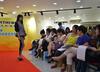 热烈祝贺尤加迪曼品牌女装2014秋季新品发布会圆满成功
