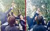 日本婚礼上竟开始流行抛西兰花
