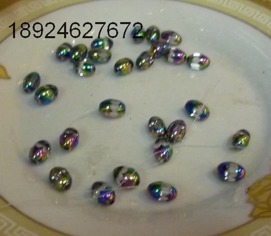 专业生产加工玻璃贴片、玻璃珠成品半成品图片四