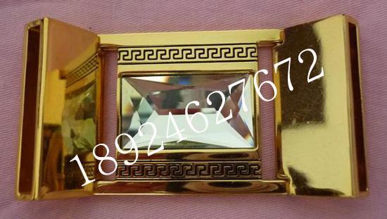 五金皮带扣 玻璃贴片图片四