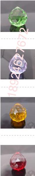 水晶灯饰球、水晶吊球图片七
