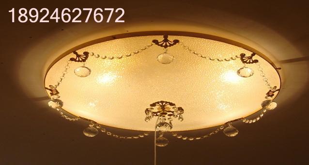 水晶灯饰球、水晶吊球图片三
