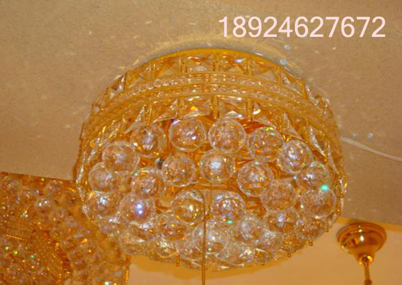 水晶灯饰球、水晶吊球图片二