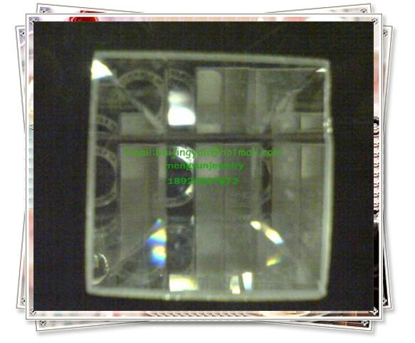 玻璃贴片 玻璃石子 玻璃石图片二