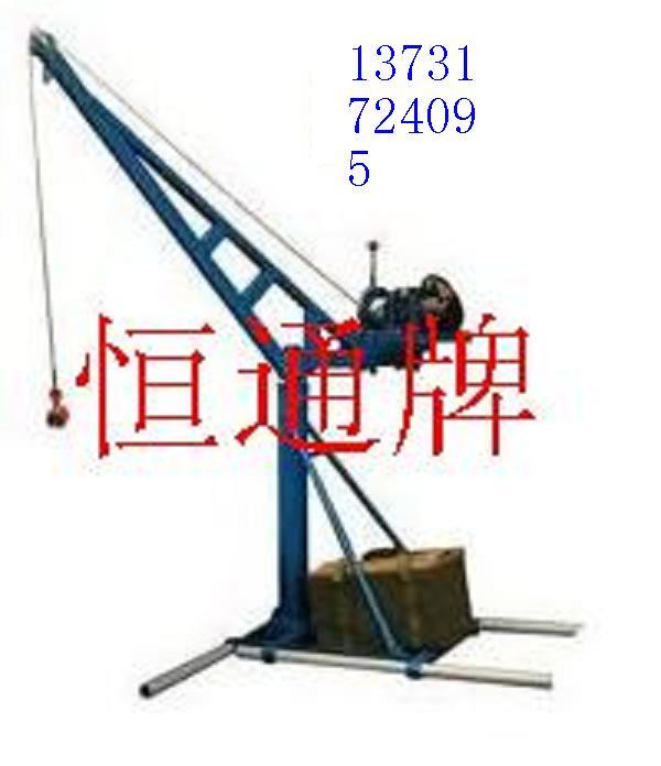 第二代直滑王吊运机恒通小型提升机 小吊机电动吊篮图片