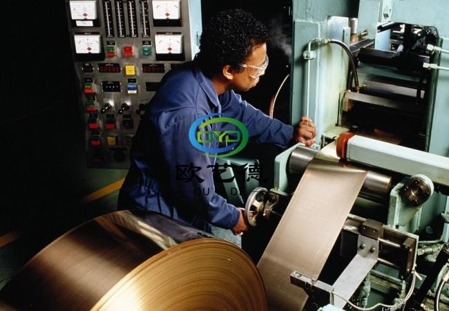 德国铅黄铜板 进口CuZn36黄铜板价格图片八