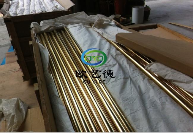德国铅黄铜板 进口CuZn36黄铜板价格图片三