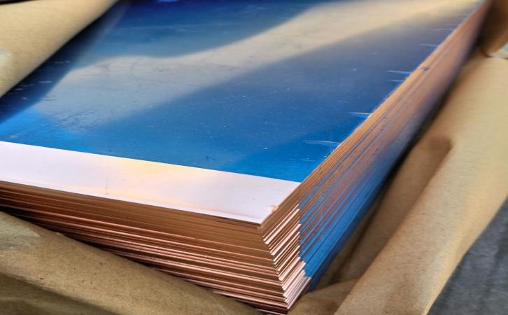 日本C1011紫铜板 导电纯铜板 现货 规格齐全图片六