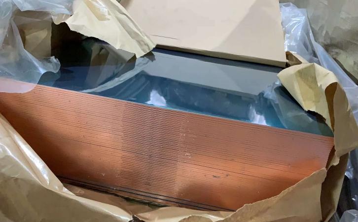日本C1011紫铜板 导电纯铜板 现货 规格齐全图片七
