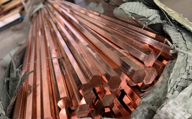 日本C1011紫铜板 导电纯铜板 现货 规格齐全图片四