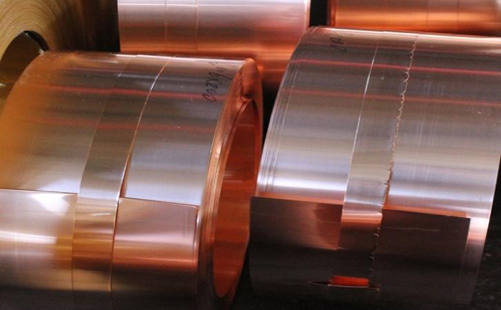 日本C1011紫铜板 导电纯铜板 现货 规格齐全图片九