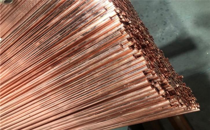 T2/C1100半硬紫铜带 加工分条送货图片一