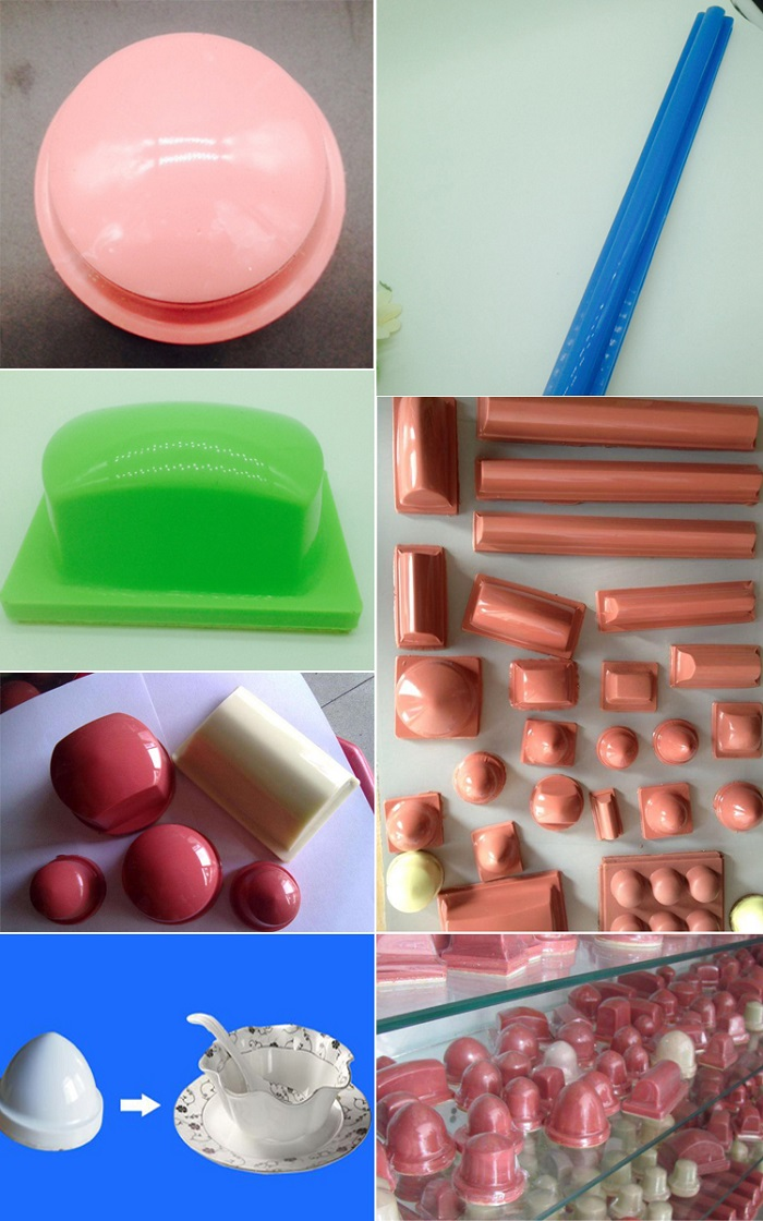 供应陶瓷移印硅胶 玩具移印硅胶 好上落油移印次数多 指南针硅胶厂图片一