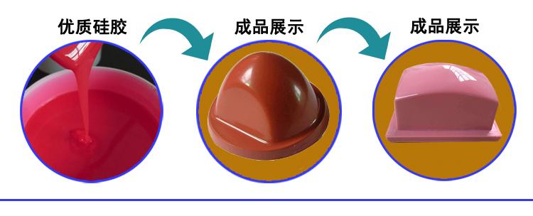 供应陶瓷移印硅胶 玩具移印硅胶 好上落油移印次数多 指南针硅胶厂图片二